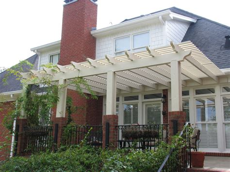 alumawood aluminum pergola kit lattice shade canopy pergola kit multiple sizes