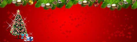 design banner natal taobao christmas banner background warm gift box