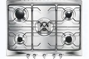 table de cuisson encastrable plaque gaz smeg sr275x 3856330 darty