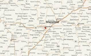mansfield ohio location guide