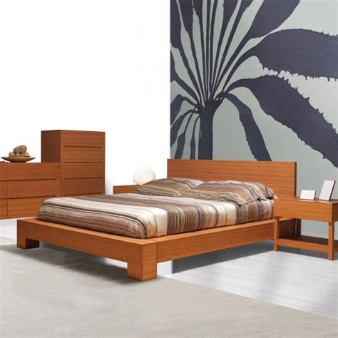 Bamboo Platform Bed Orchid Bamboo Platform Bed Gree073 Contemporary Beds By Hayneedle