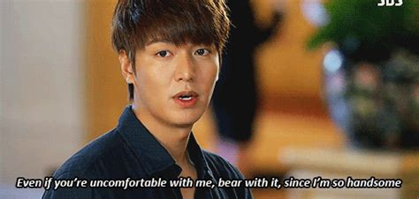 film lee min hoo the heirs korean drama quotes tumblr