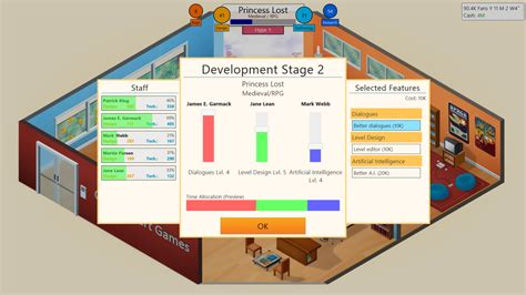 game dev tycoon more topics mod sistema di parametri modificabili richieste scripts