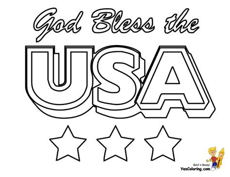 coloring pages usa free coloring pages of blank usa flag