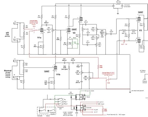 In Addition To Marshall Mba No Recommendations by 18 Watt Schematics Get Free Image About Wiring