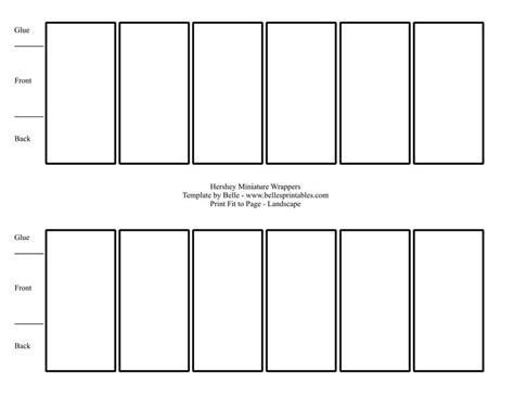 Free Wrapper Template by Wrapper Template Template Business