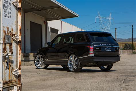 range rover autobiography custom 2015 range rover on brushed fondare ecl