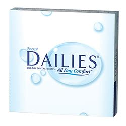 Focus Dailies focus dailies 90 pack contact lenses only 49 95 or lower