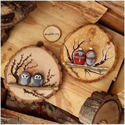 Handmade Wood Crafts For Sale - 25 unique crafts ideas on