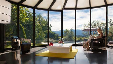Glass Veranda Design By Opensun
