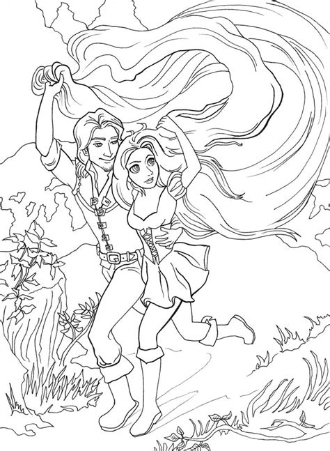 Baby Rapunzel Coloring Pages Coloring Pages Baby Rapunzel Coloring Pages