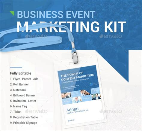 9 business event invitations designs templates free