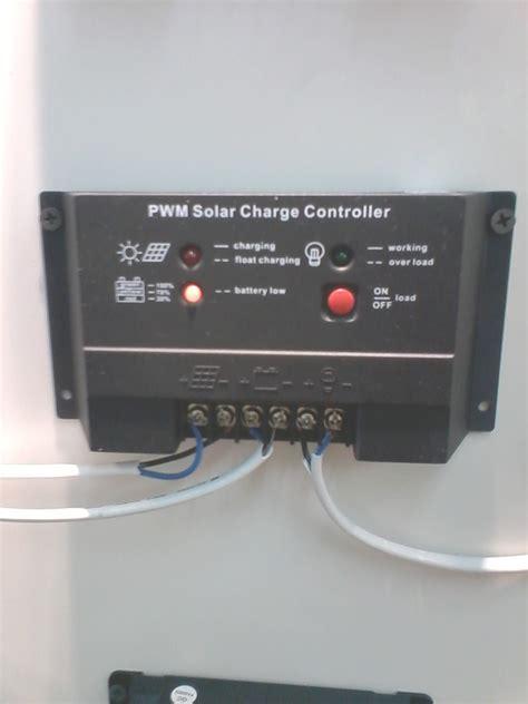 Controller Charge Surya Matahari Solar Cell 12 Volt 10 Ere controller panel surya 10a manual panel surya jakarta
