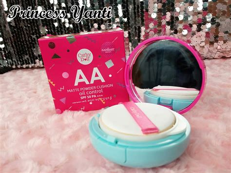 Cathy Doll Sculpting Highlight And Shading Cushion Spf50 Pa 1 princess yanti unboxing cathy doll baby brights
