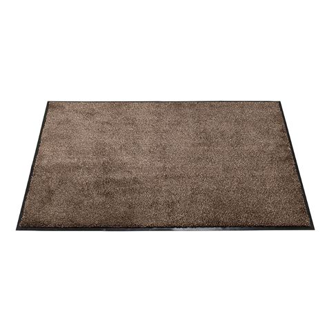 Absorbent Runner Rug Lakeland Absorbent Floor Door Mat Medium 80 X 60cm Coffee Ebay