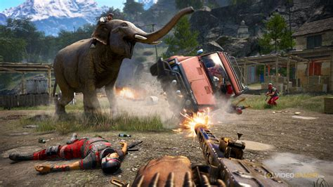 Late Was The Cry by Late Far Cry 4 Review The Late Gamer