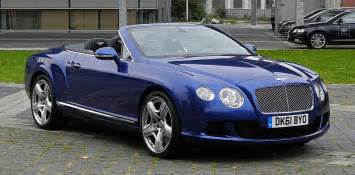 Bentley Automatic 2007 Bentley Continental Gtc Pictures Information And