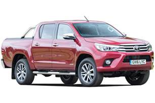 Toyota Co Toyota Hilux Review Carbuyer