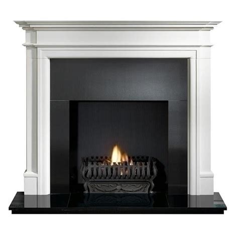Fireplace Baskets by Gallery Bartello Limestone Fireplace With Optional