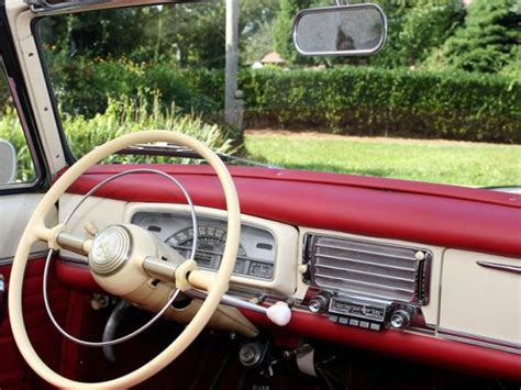 pujo automobile car 1959 peugeot 403 convertible for sale with