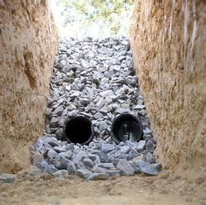 french drain gallery for gt french drain pipe lowes