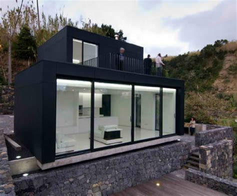 Window Covering Ideas For Bedrooms hillside ruins turned modern black and white residence