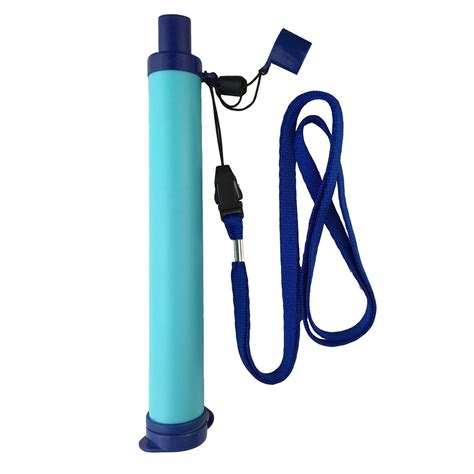 filterpen personal water filter 700l oem blue