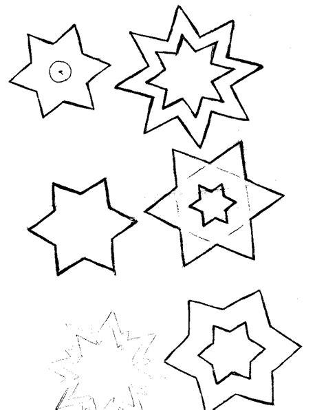 Fensterbilder Weihnachten Vorlagen Sterne by Basteln Kidsaction De Weihnachtssterne Aus Holz