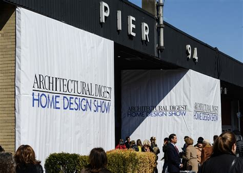 home design show pier 92 architectural digest home design show 2015 ovs
