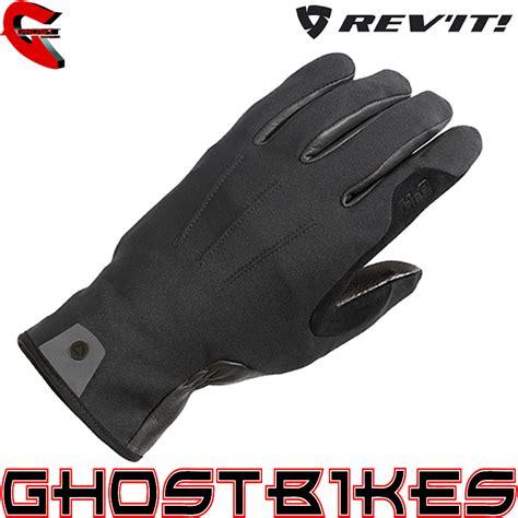 Motorrad Thermo Handschuhe by Motorrad Handschuhe Revit Street H2o Wasserdicht Winter