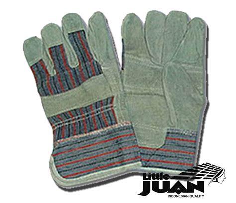 Sarung Tangan Safety Kombinasi sarung tangan kombinasi