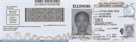 c atterbury id card section illinois changing driver s license process news