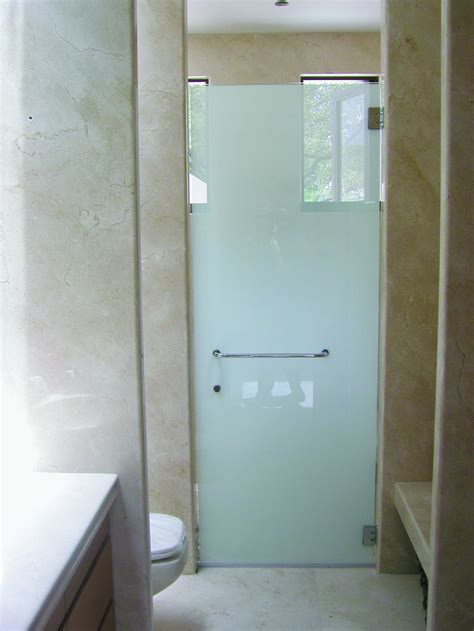 The Details Of Frosted Glass Doors Med Art Home Design Frosted Glass Shower Door