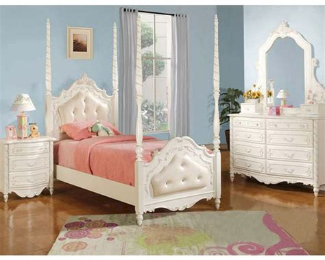 pearl bedroom furniture acme furniture bedroom set in pearl white ac11000tset