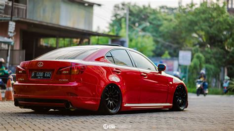 bagged is300 gettinlow heru s bagged 2008 lexus is300 on ssr type f