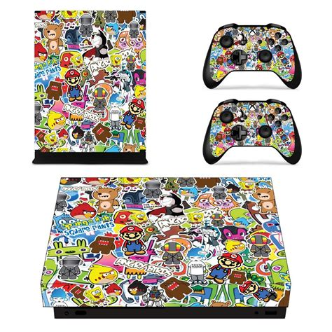 Jdm Sleep Eat For Htc One X eat sleep jdm domo xbox one x skin decal for console and 2