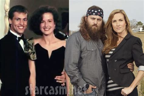 duck dynasty wifes hair cuts photos duck dynasty s willie robertson without a beard