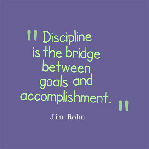 Jim Rohn Goal Setting Worksheet by Picture Jim Rohn Quote About Discipline Quotescover