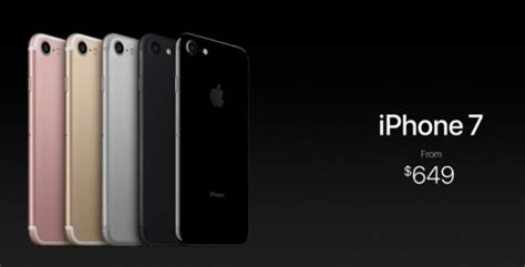 7 iphone price iphone 7 and iphone 7 plus pricing