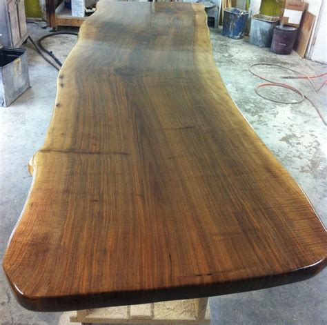 wood slabs natural edge table tops walnut slabs