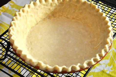 basic pie dough recipe dishmaps