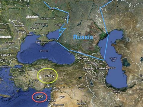 russia turkey map russia turkey eu and israel scavenging cypriot carcass