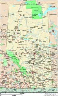 alberta canada political wall map maps
