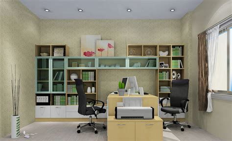 minimalist home office interior design home office