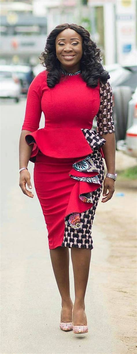 fashionable african dresses and suites modern african fashion style african fashion ankara