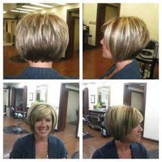 how to blow out a stacked bob stacked bobs short stacked bobs and stacked bob