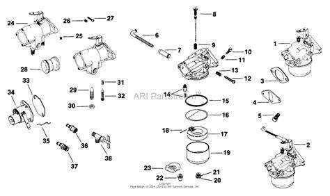 kohler carburetor diagram kohler k301 47345 miller electric 12 hp 9 kw specs 4710
