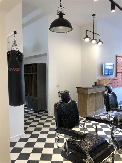 piastrelle shop piastrelle in stile vintage per il barbershop a taranto