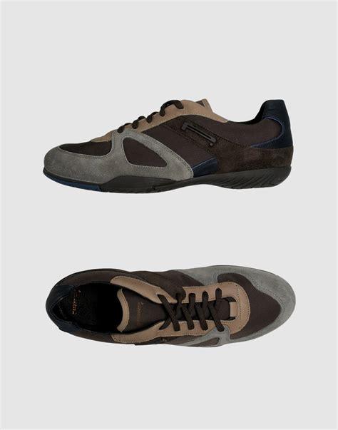 pirelli sneakers pirelli pzero sneakers in brown for grey lyst