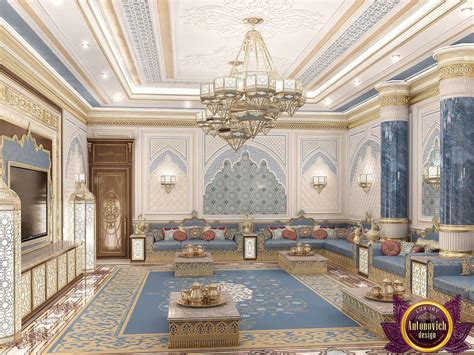 Moroccan Majlis Interior Design by Moroccan Style In The Luxury Interior Design